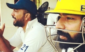 Master actor wishes to get back to cricket field!