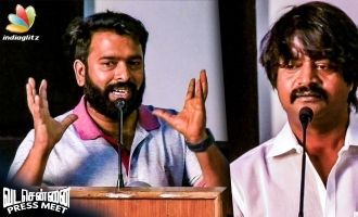 I Always Cried in the Sets of Vada Chennai | Daniel Balaji & Santhosh Narayanan Speech