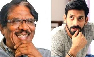 Irandam Kuthu director condemn to Bharathiraja