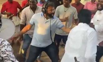Santhosh Narayanan's unexpected fun Kuthu dance video goes viral