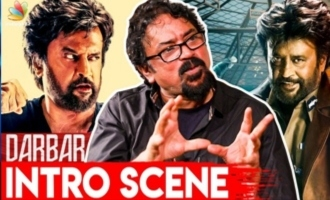 Rajinikanth Energy Secret - Santhosh Sivan Interview About Darbar Movie