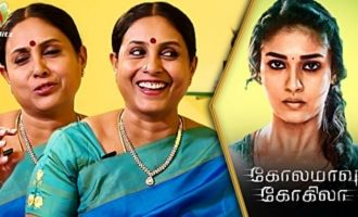 Nayanthara, the heroine who won over obstacles: Saranya Ponvannan Interview