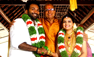 Saranya Mohan marriage EXCLUSIVE STILLS