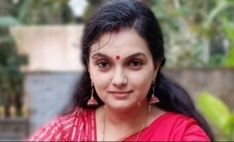 Actress Saranya Mohan's cute photos with her children show she has not changed one bit