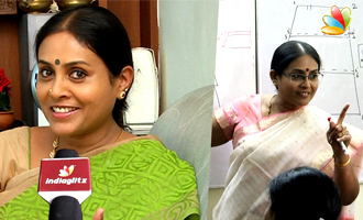 I dont want to make money out of my passion : Saranya Ponvannan