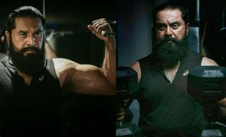 Veteran Sarathkumar's stunning workout photo rocks internet!