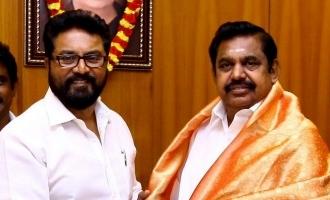 Sarathkumar supports ADMK!