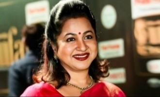Secret of Radhika Sarathkumar's young looks and fit body revealed