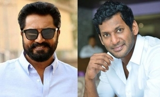 Sarathkumar and Vishal praise this pan Indian Star!