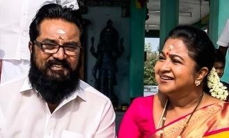 செக் மோசடி வழக்கு: சரத்குமார், ராதிகாவுக்கு சிறைதண்டனை: நீதிமன்றம் தீர்ப்பு