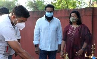 சரத்குமார் நடிக்கும் முதல் வெப்சீரிஸ்: தயாரிப்பாளர், இயக்குனர் யார் தெரியுமா?