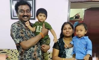 Biggboss Tamil season 3 Saravanan met Sandy family