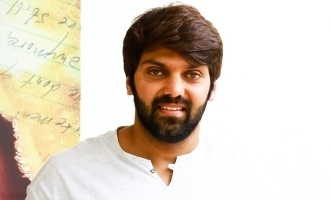 Arya joins hit director!