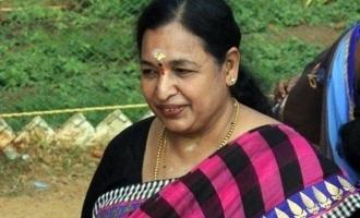 அமமுக-வை ஆதரிக்காத சசிக்கலா...! உண்மையை போட்டுடைத்த சி.ஆர். சரஸ்வதி....!
