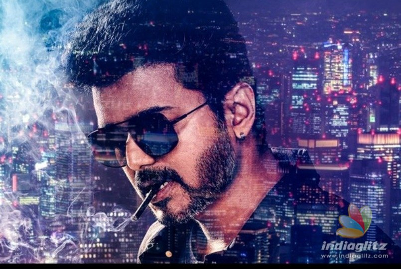 Amazing! Vijay 62 title and first look revealed!