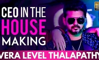 Vera Level Thalapathy Vijay | Sarkar - CEO In The House Singer Interview | Nakul Abhyankar