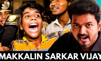 Sarkar Official Trailer - Vijay Fans Review & Reactions