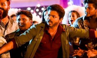 Thalapathy Vijay's 'Simtaagaran' record breaking show