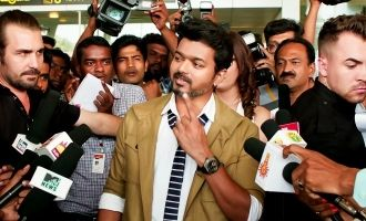 Thalapathy Vijay's 'Sarkar' teaser is number one in the world