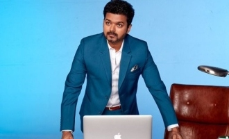 Thalapathy Vijay gets Diwali wishes from Hollywood star