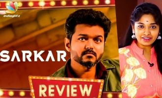 Sarkar Review By Vidhya