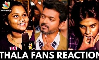 Sarkar Official Trailer - Thala Fans Review & Reactions