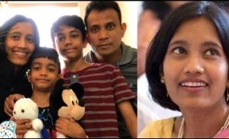வாக்கிங் சென்ற இந்திய பெண் ஆராய்ச்சியாளர் படுகொலை: அமெரிக்காவில் நடந்த அதிர்ச்சி சம்பவம்