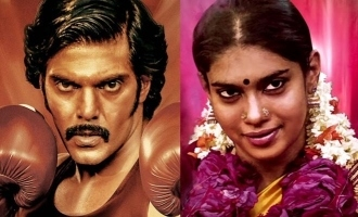 Pa Ranjith-Arya's 'Sarpatta Parambarai' spell binding characters intro video is here