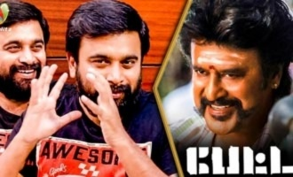 Rajini's Suprise Phone Call : Sasi Kumar Interview