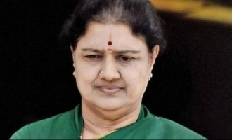 Popular actress compares Sasikala to Corona