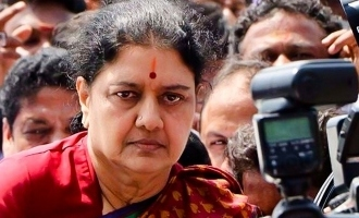 Breaking: Sasikala to be released from prison on this date?