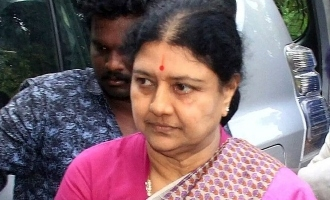 Sasikala rushed to hospital from prison after oxygen level dips - Video