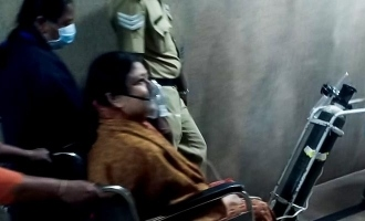 Sasikala tests positive for COVID-19; Admitted to ICU