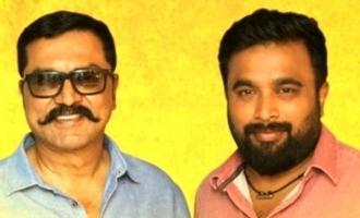 Sasikumar - Sarathkumar movie's title revealed!