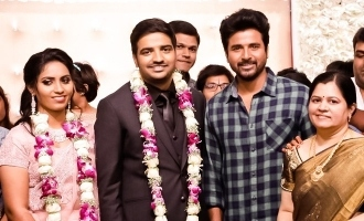 Sathish - Sindhu Wedding Reception