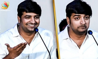I Was Fooled by Janani : Sathish Speech