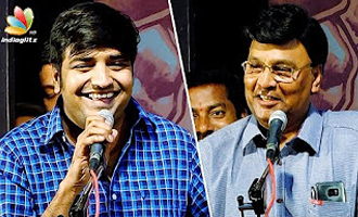 Comedy Actor Sathish recalls experiences in Stage Drama
