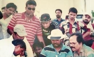 14 வருடங்களுக்கு முன் உதவி இயக்குனராக பணிபுரிந்த பிரபல காமெடி நடிகர்: வைரலாகும் புகைப்படம்