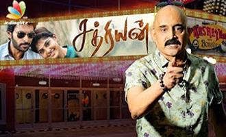 Sathriyan Review - Kashayam with Bosskey