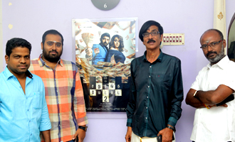'Sathuranga Vettai 2' Movie Pooja