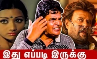 16 vayathinile Doctor Imitates Rajini | Sathyajith Interview