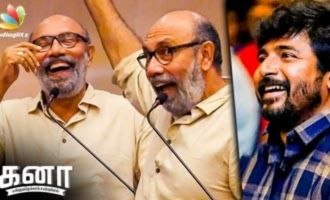 Youtube la captions PINDRANGA : Sathyaraj Funny Speech