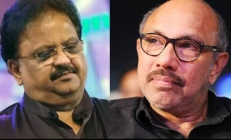 sathyaraj and T Rajendhar video about SPB
