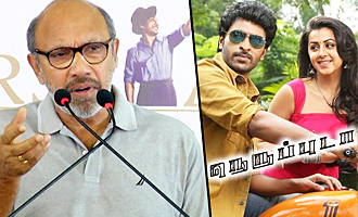 Reviewers think Criticizing movies makes them Heroes : Sathyaraj Speech
