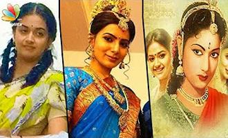 Keerthi Suresh As Savitri Goes Viral