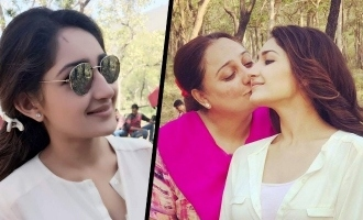 Exclusive! Sayyeshaa's mother denies love marriage with Arya