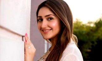Sayyeshaa's new dance video goes viral!