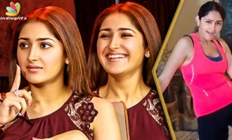 My Next is With Vijay Sethupathi, Karthi & Arya : Sayyeshaa Interview