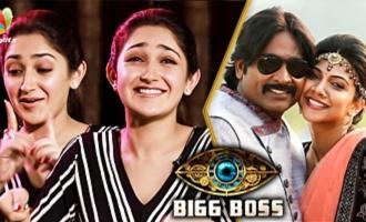 What will Vijay Sethupathi & Madonna do in Bigg Boss2? : Sayyeshaa Interview