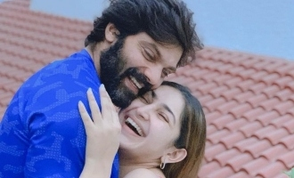 Arya reveals the name of his newborn daughter on Daughters Day